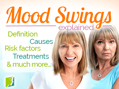 womans sexual hormones and mood swings
