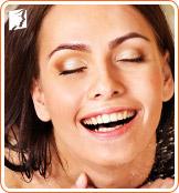 Estrogen helps regulate the serotonin levels in the brain that regulates mood.