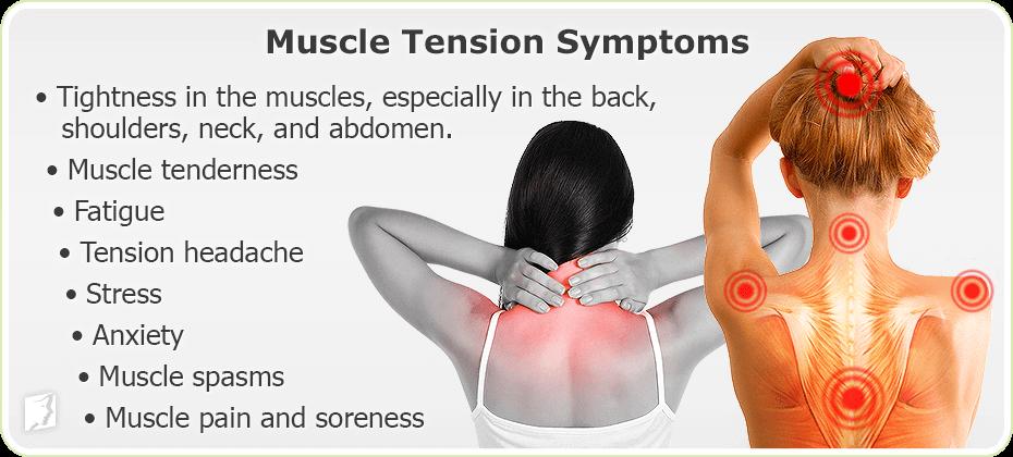 Muscle Tension Symptoms