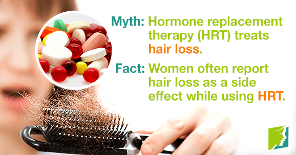 Hair loss is a menopause symptom that causes more distress than others
