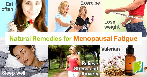 Natural Remedies for Menopausal Fatigue