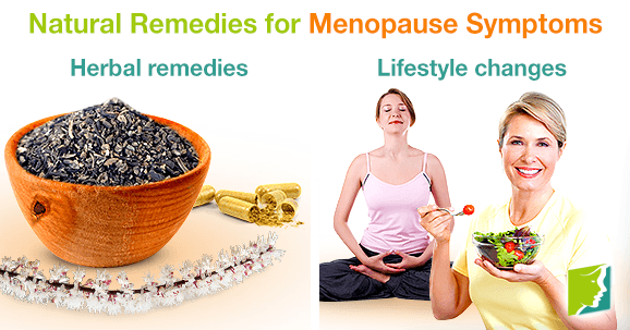 Natural Remedies for Menopause Symptoms