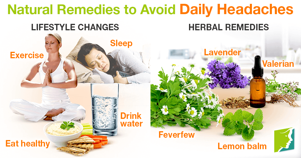 Natural Remedies to Avoid Daily Headaches