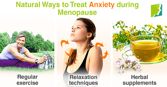 Menopause And Anxiety Natural Remedies