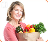 Eat a balanced diet to improve circulation and control night sweats.