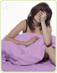 Night sweats are a common symptom of menopause that occurs during sleep