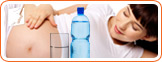 Drinking plenty of water will help to manage night sweats.