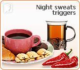 Night Sweats and Stress