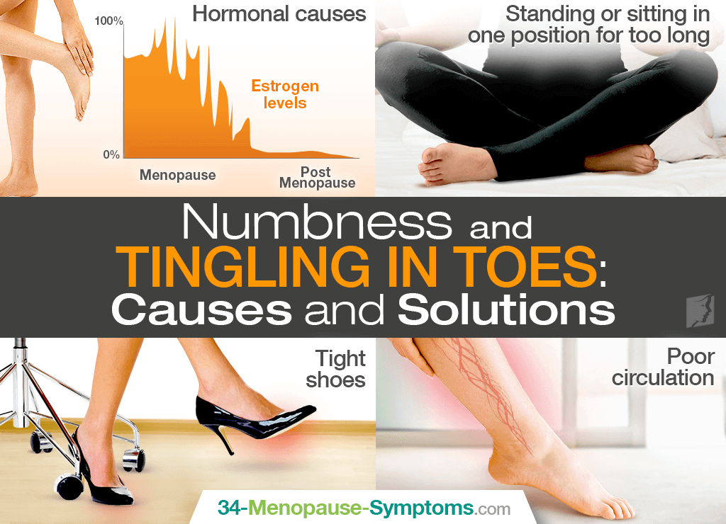 Numbness and Tingling in Toes: Causes and Solutions