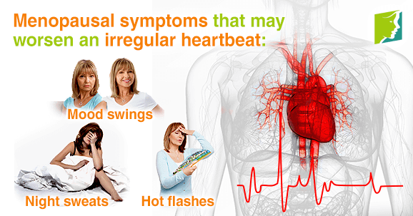 Occasional Irregular Heartbeat during Menopause