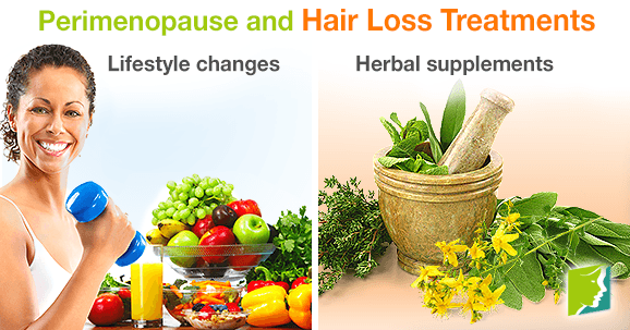 Perimenopause and Hair Loss Treatments