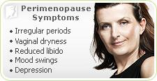 Perimenopause Symptoms