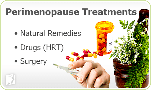 Perimenopause Treatments