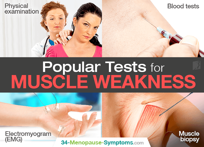 Popular Tests for Muscle Weakness