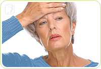 Some symptoms continue during postmenopause