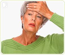Most women find relief from their hot flashes in postmenopause