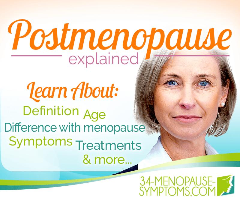 Vaginal odor during menopause