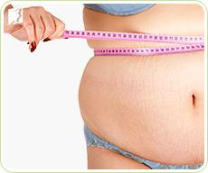 Hormonal imbalance is the main cause of postmenopausal weight gain