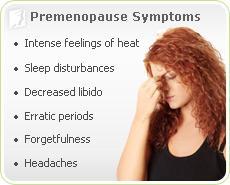 Premenopause Symptoms