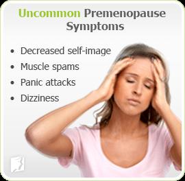 Common Premenopause Symptoms
