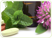 Phytoestrogenic herbs are a natural option to treat early menopause