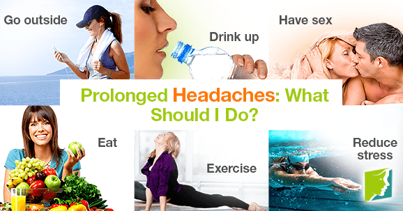 Prolonged Headaches: What Should I Do?