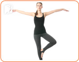 Take yoga classes in order to reduce hot flashes.