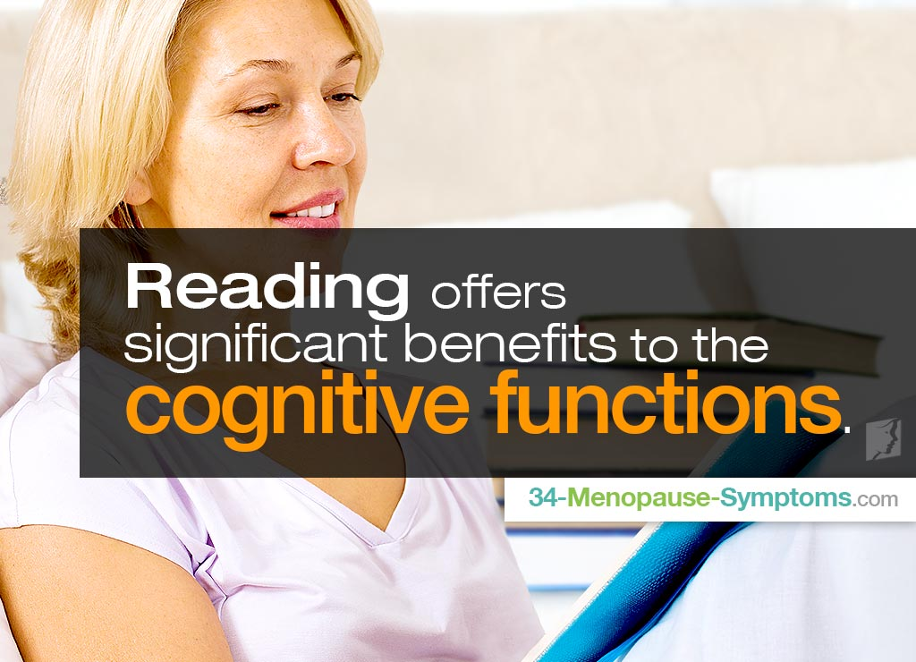 Reading offers significant benefits to the cognitive functions
