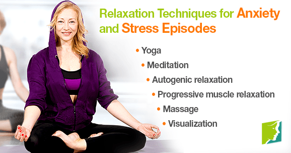 Relaxation Techniques for Anxiety and Stress Episodes