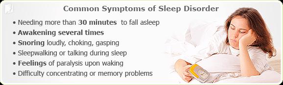 Sleep Disorders 1