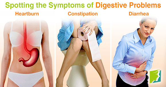 Spotting the Symptoms of Digestive Problems