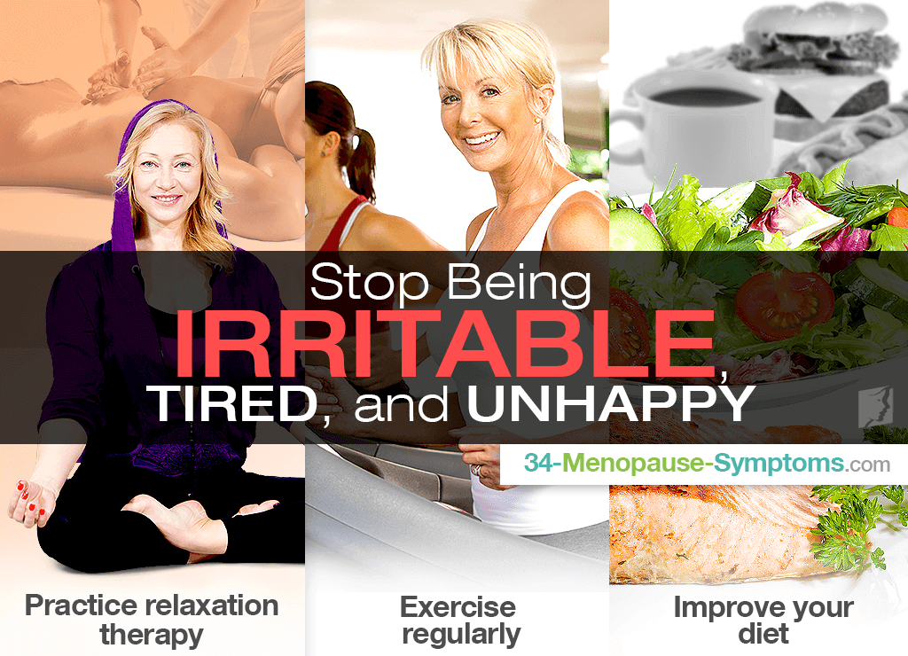Stop Being Irritable, Angry, Tired, and Unhappy