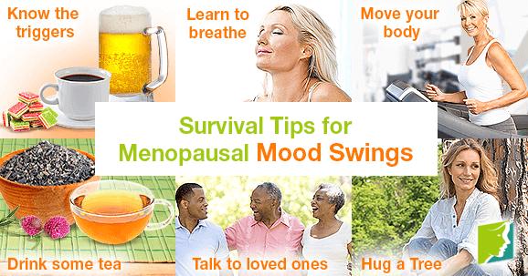 Survival Tips for Menopausal Mood Swings