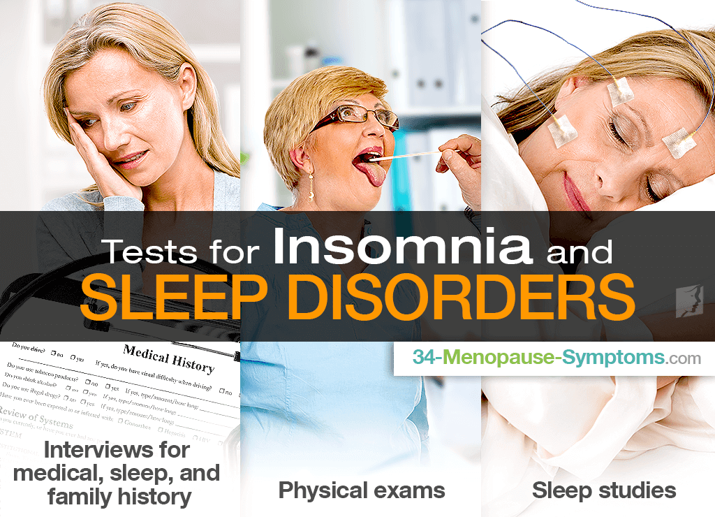 Tests for Insomnia & Sleep Disorders