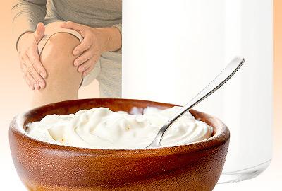 Benefits of Yogurt in Postmenopausal Osteoporosis