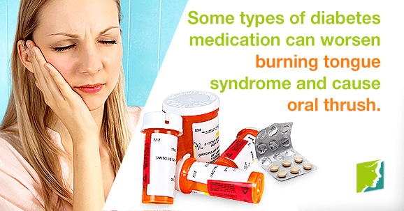 The Effects of Medication on Burning Tongue