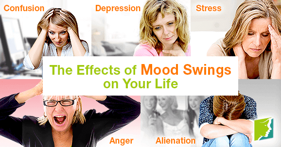 The Effects of Mood Swings on Your Life
