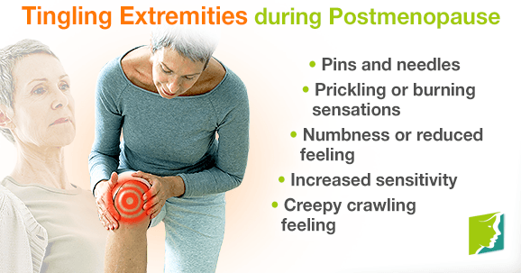 Tingling Extremities during Postmenopause