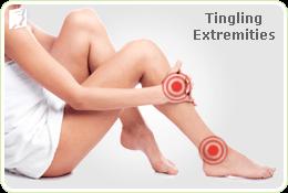 Tingling Extremities Symptom Information | 34-menopause-symptoms.com