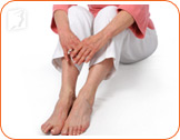 Numbness in feet: a complication of hormonal imbalance