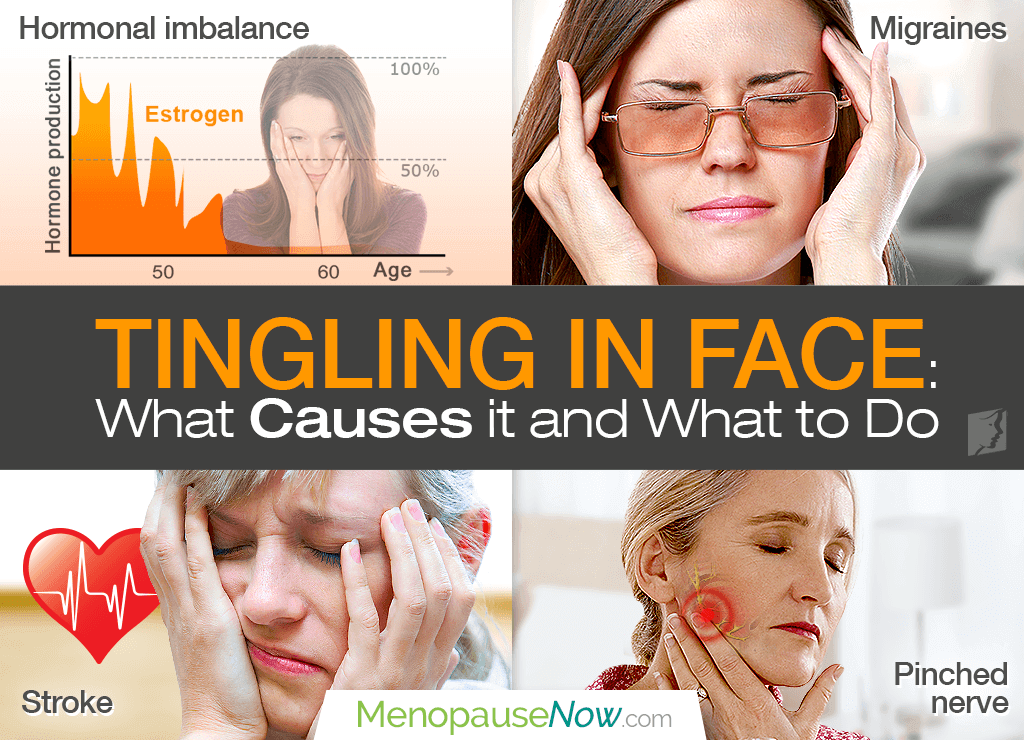 Tingling in Face: What Causes it and What to Do
