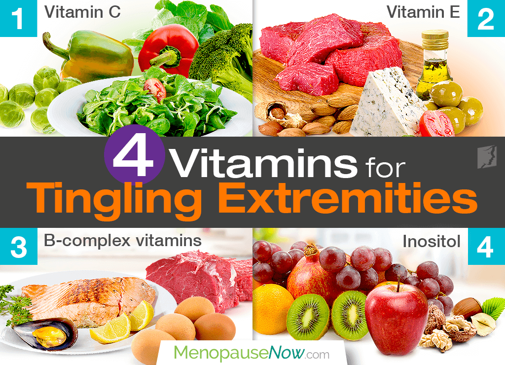 Vitamins for tingling extremities