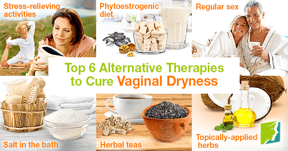 Top 6 Alternative Therapies to Cure Vaginal Dryness