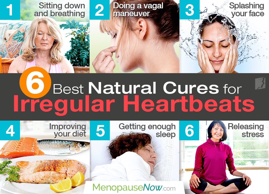 Natural Cures for Irregular Heartbeat