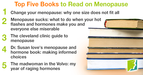 Top 5 Books to Read on Menopause