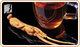 Ginseng works on a hormonal level by substituting human hormones with phytoestrogens.