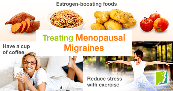 Treating Menopausal Migraines