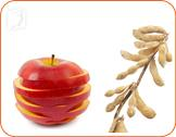 Apples and soy: estrogen boosting foods that can help fight migraines and headaches
