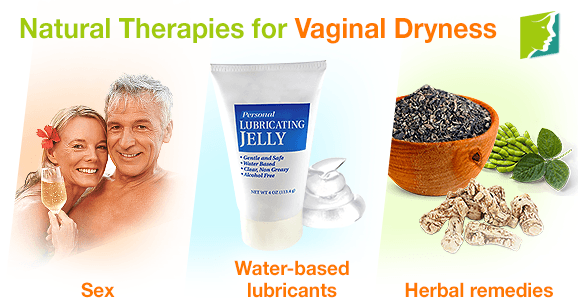 Natural Therapies for Vaginal Dryness