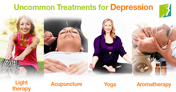 Uncommon Treatments for Depression